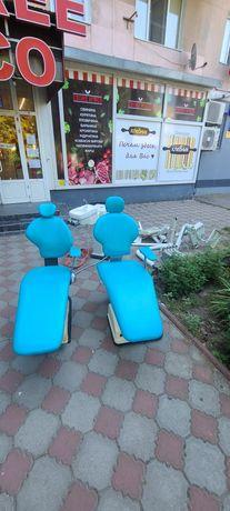 Прадам 2 стомотологических кресла