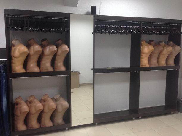 Мебель для магазину одягу / Оборудование для магазина одежды / Мебель