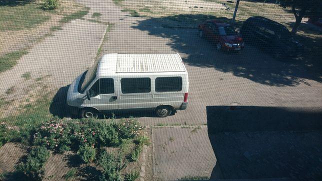 Фиат дукато 2,8 турбо дизель мотор и коробка! 2002 г