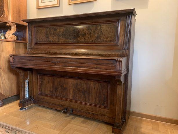 Sprzedam zabytkowe pianino niemieckie Oberfelt