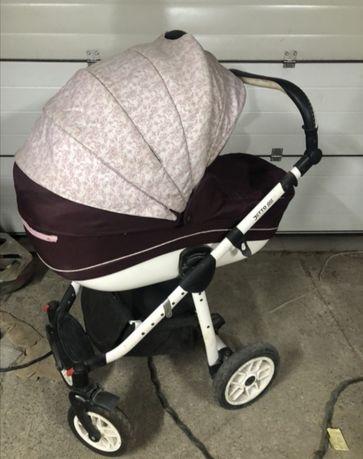 Детская коляска 2в1 Adamex Jetto