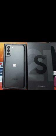 Samsung s21 5g 128g novo com 23 meses de garantia
