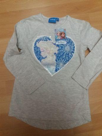 Nowa bluzeczka z Elsą 116