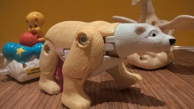 Zabawki z Mcdonalds mechaniczne