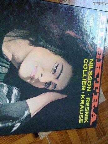 discos vinil, Ópera Elektra, richard Strauss