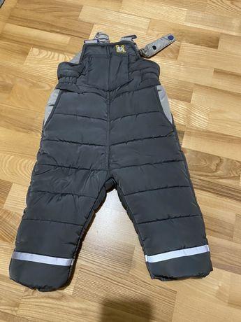 Spodnie narciarskie ZARA r. 86