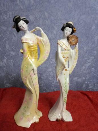 Статуэтки гейши