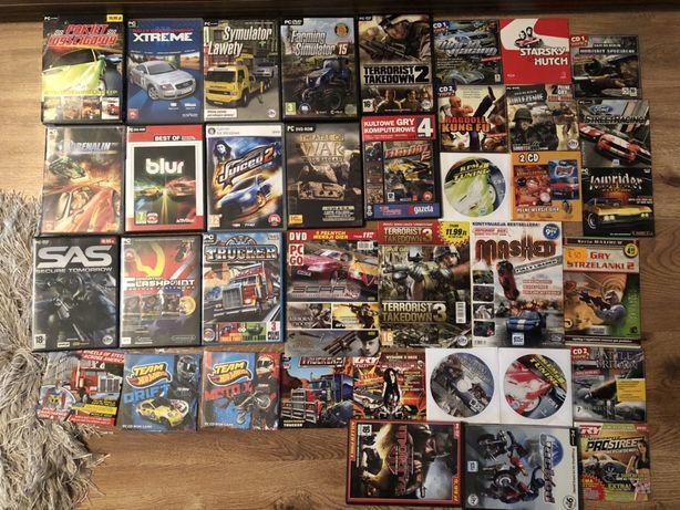 Zestaw 36 gier na PC
