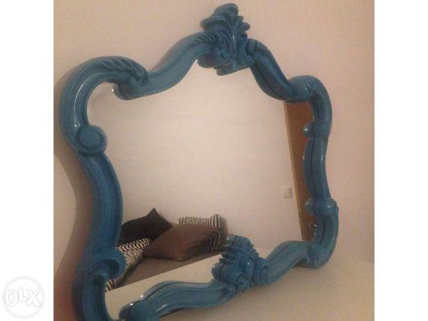 Espelho estilo Vitage (Gato Preto)