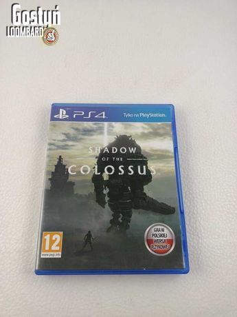 od Loombard Gostyń Gra SHADOW OF THE COLOSSUS PS4