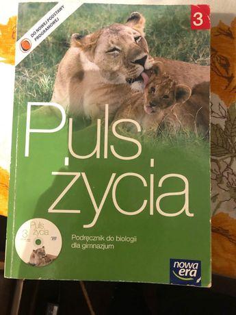 Puls życia podręcznik do biologii dla gimnazjum
