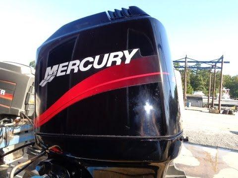 Silnik zaburtowy Mercury Mariner 115/125 4-cyl 2- suw części