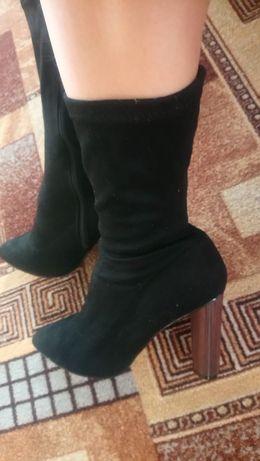 Ботинки ботфорды сапоги сапожки ботильйони
