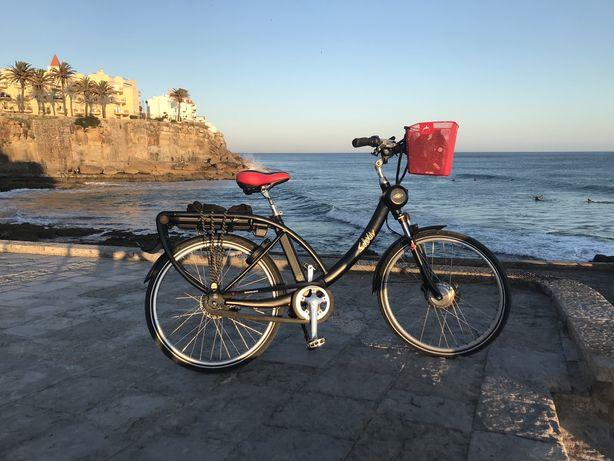 Bicicleta electrica solex