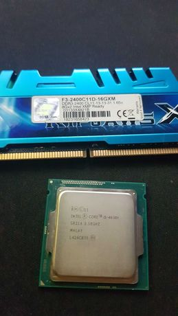 Intel i5 4690k, RAM oraz Plyta glowna + Fera 3