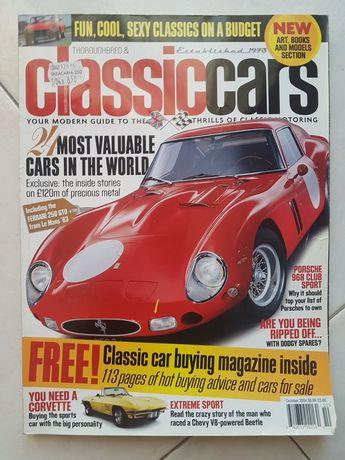 Revista Classiccars 2004