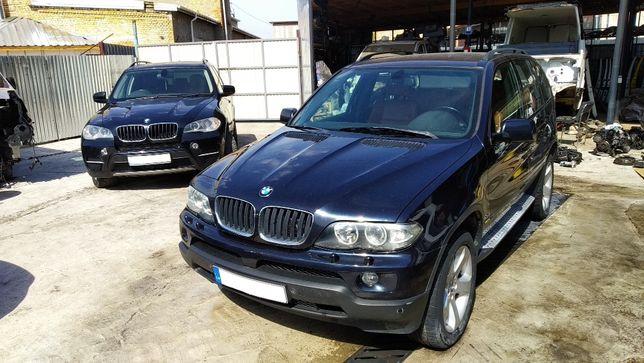 Разборка BMW X5 E53 Капот Фара БМВ Х5 Е53 Розборка Шрот Розбірка