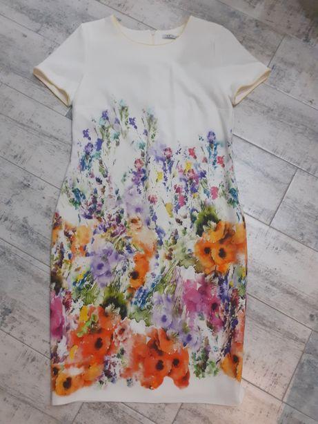 Sukienka+żakiet QUIOSQUE r. 40