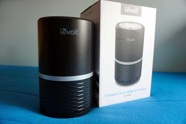 Purificador de Ar marca Levoit com filtro HEPA