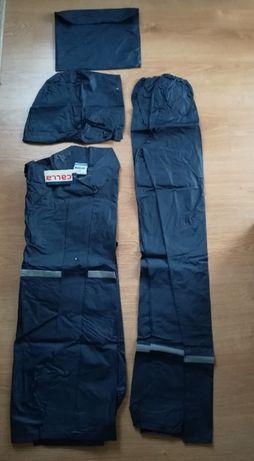 Komplet przeciwdeszczowy kurtka + spodnie -XL/XXL