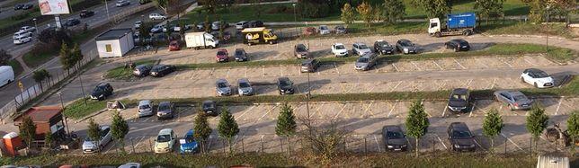 Parking plac postojowy