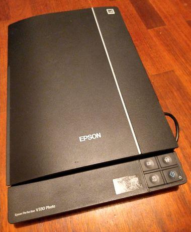 Scanner Epson V330 documentos e negativos