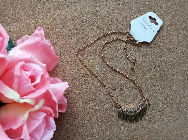 Стильная цепочка с подвеской Fashion jewelry