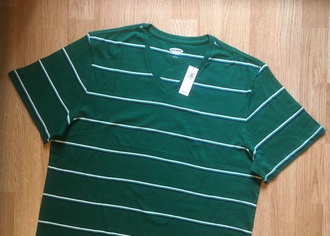 Фирменная мужская футболка Old Navy, Америка, размер Л