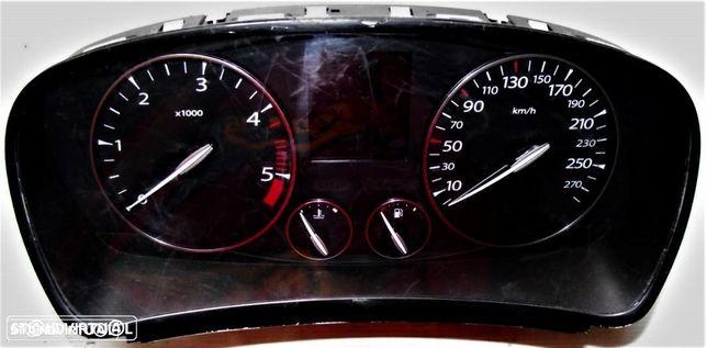 Quadrante Renault Laguna lll 2.0 Dci 2007 - Usado (rachado)