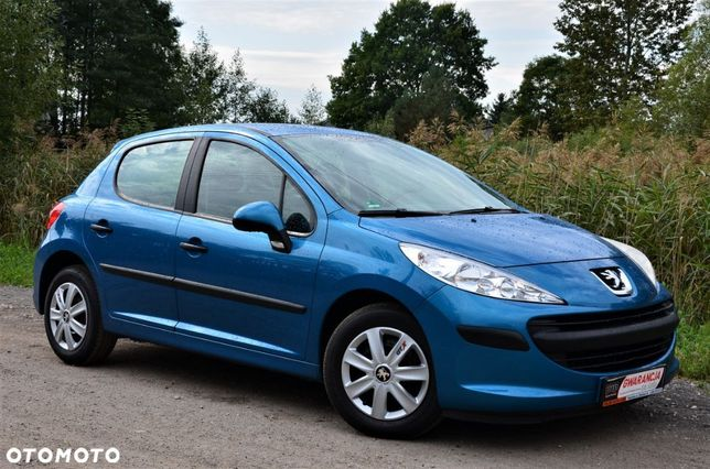 Peugeot 207 1.4 benzyna * VIP Gwarant Service