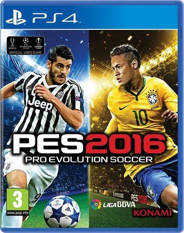 Gra Pro Evolution Soccer 2016 PS4 - używana