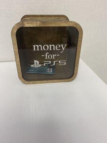 Продам копилку для ценителей PS5