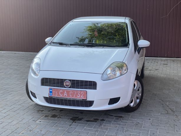Fiat Punto 2009г.
