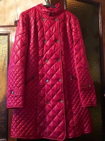 Новая куртка-Пальто стёганное