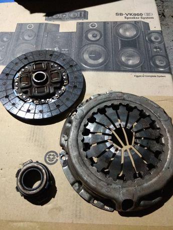 Комплект сцепления Тойота Королла (робот)