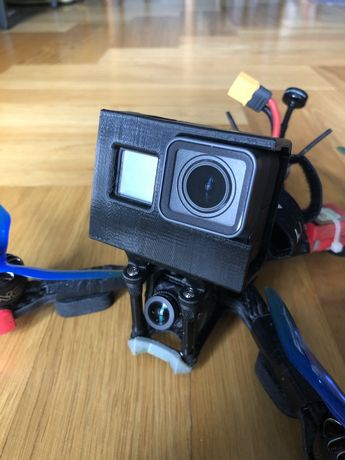 FPV GoPro Hero 5/6/7 mount, iflight