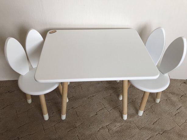Детский столик детский стол детский стул детский стульчик