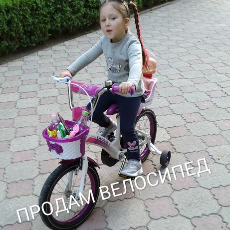 Велосипед, почті как новий