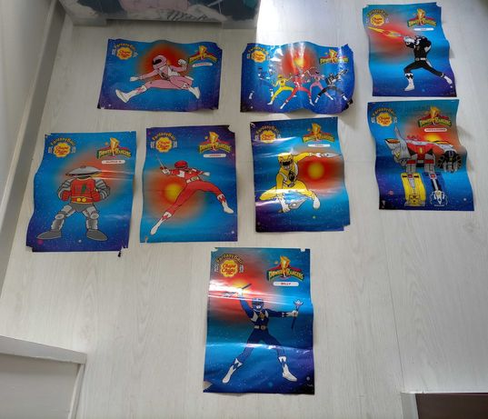 Posters Power Rangers