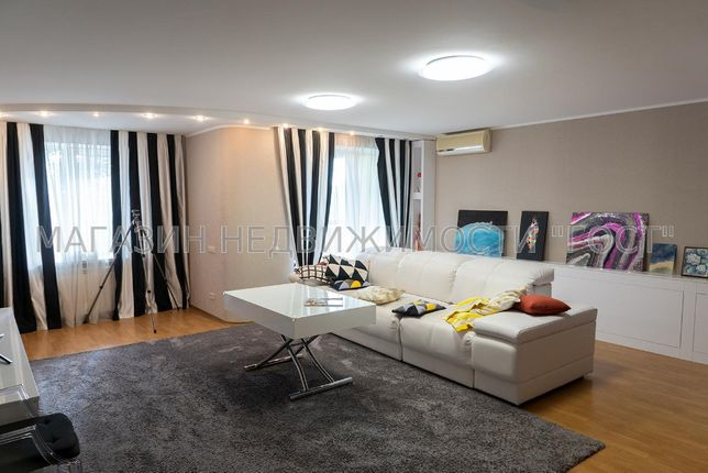 Продам стильную 5-комн. квартиру 128 м2 на Алексеевке. Без комиссии!