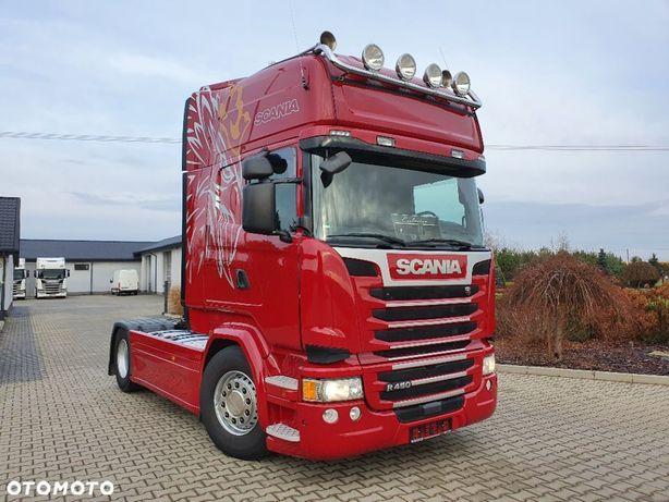 Scania R450  Scania R 450 BEZ EGR STAN JAK NOWY !!!
