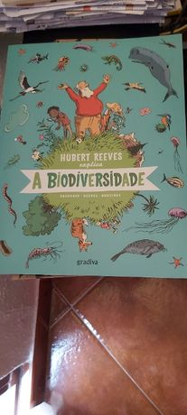 Hubert Reeves explica a BIODIVERSIDADE
