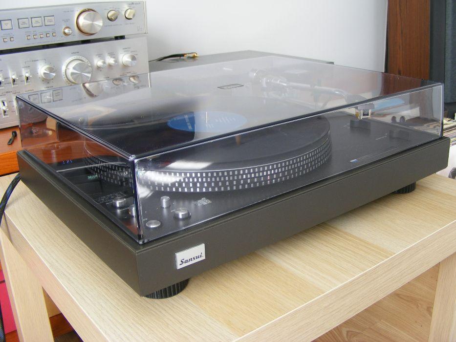 Gramofon SANSUI FR-5080S po renowacji GWARANCJA Krotoszyn - image 1