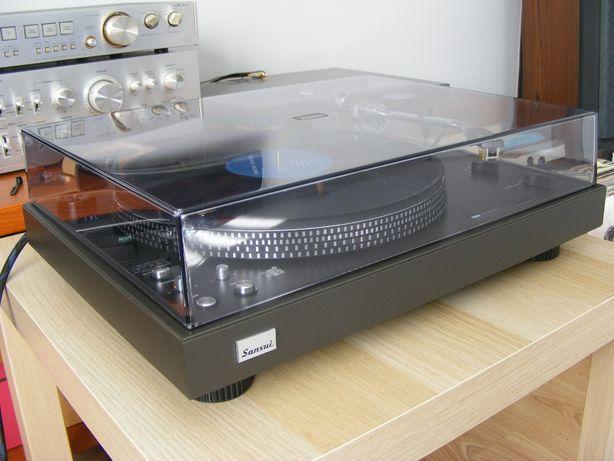 Gramofon SANSUI FR-5080S po renowacji GWARANCJA