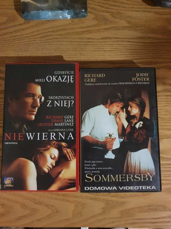 Filmy na kasetach vhs Niewierna, Sommersby