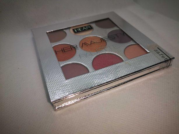 Nowe palety cieni Hean, WIBO, Revolution, Lovely, L'Oreal