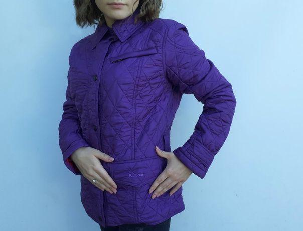 Куртка стеганая Barbour (раз. S) оригинал стеганка Барбур / belstaff