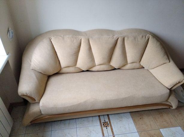 Sofa Kanapa rozkładana łóżko wypoczynek