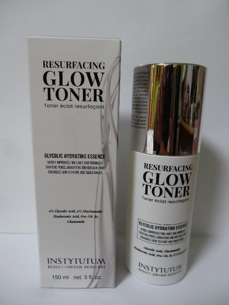 Instytutum - Resurfacing Glow Toner Glycolic Hydrating Essence 150 ml