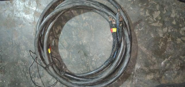 Кабель КГ 3×16+1×10 8 метров
